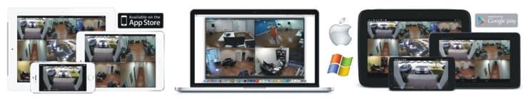 Surveillance DVR Viewer & Software Downloads