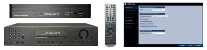 Password Reset Instructions for iDVR-PRO 960H / H 264 CCTV DVRs