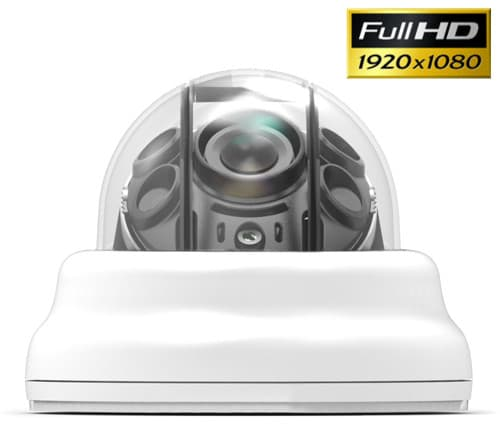1080p Dome HD Security Camera