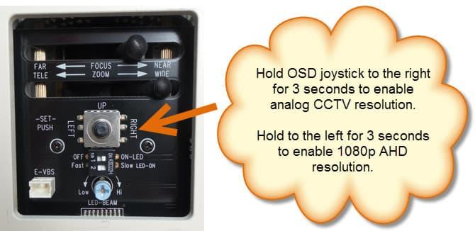 Night Vision Cctv Camera Infrared Analog Amp Ahd 1080p