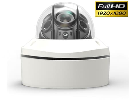AHD-AD24H 1080p IR dome security camera