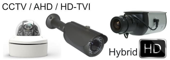 CCTV and HD Security Cameras