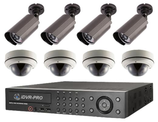 Custom HD Security Camera System