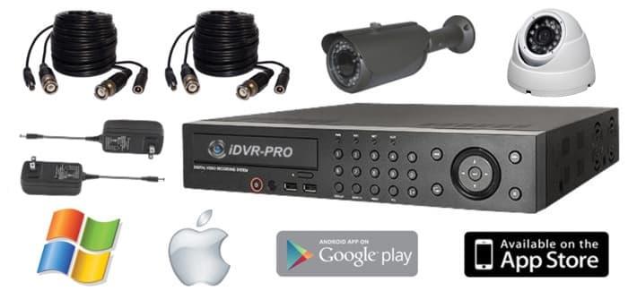 Système de caméra HD