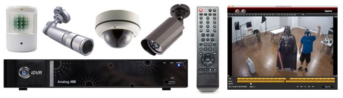HD Security Camera System Quote