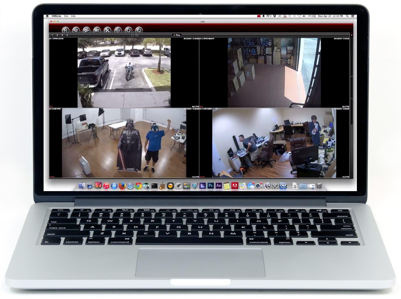 Video camera for mac