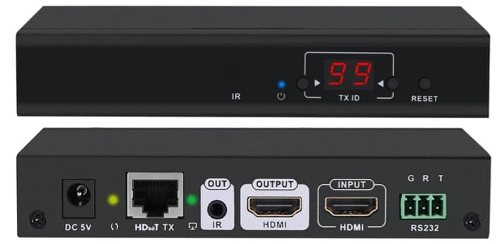 HDMI over Ethernet Transmitter