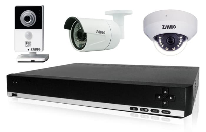 IP Camera System Quote