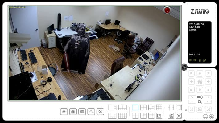 IP Camera Remote Live Viewer Software