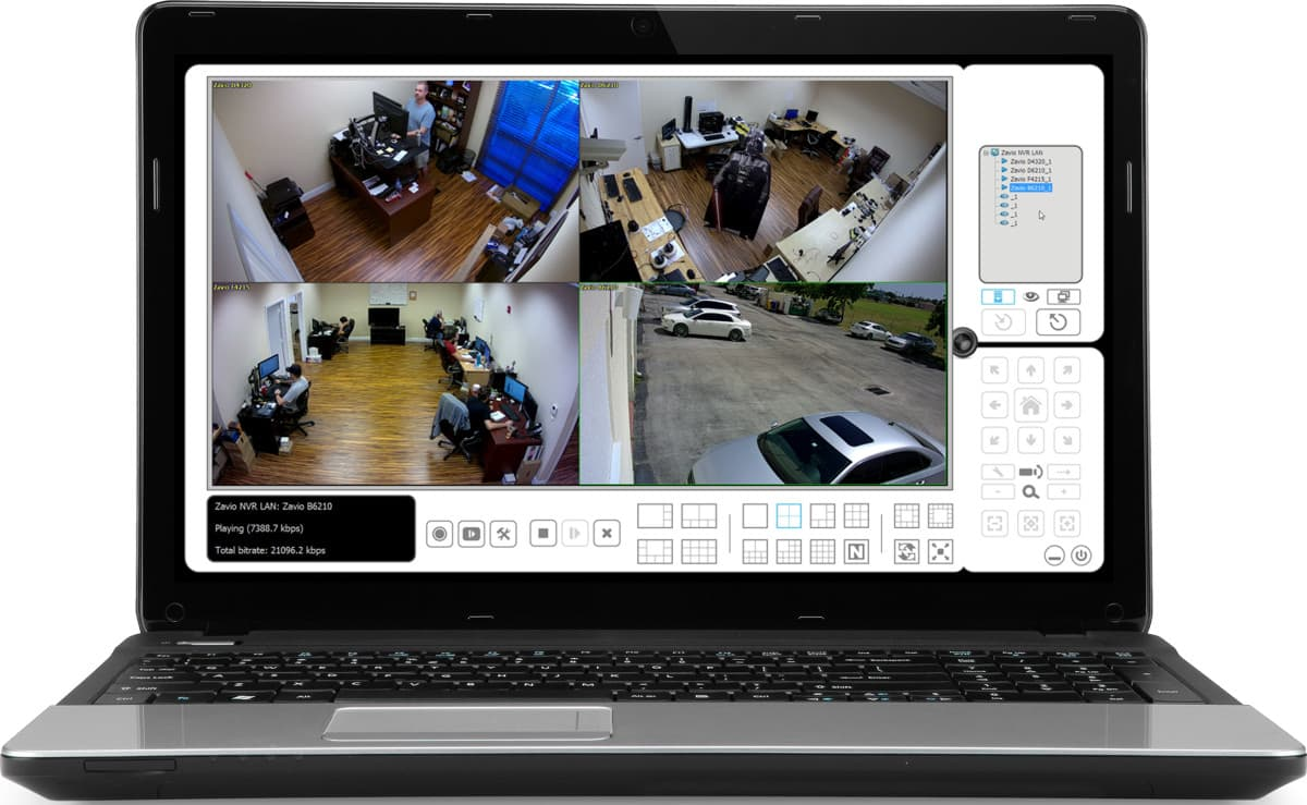 IP Camera Remote Viewing Software