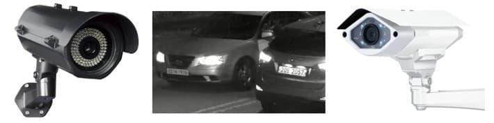 License Plate Capture Cameras, LPR Camera, License Plate