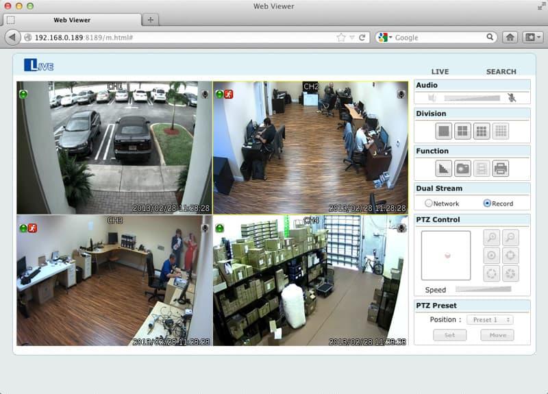 HD Video Surveillance DVR | CCTV & HD-SDI Cameras | Viewtron