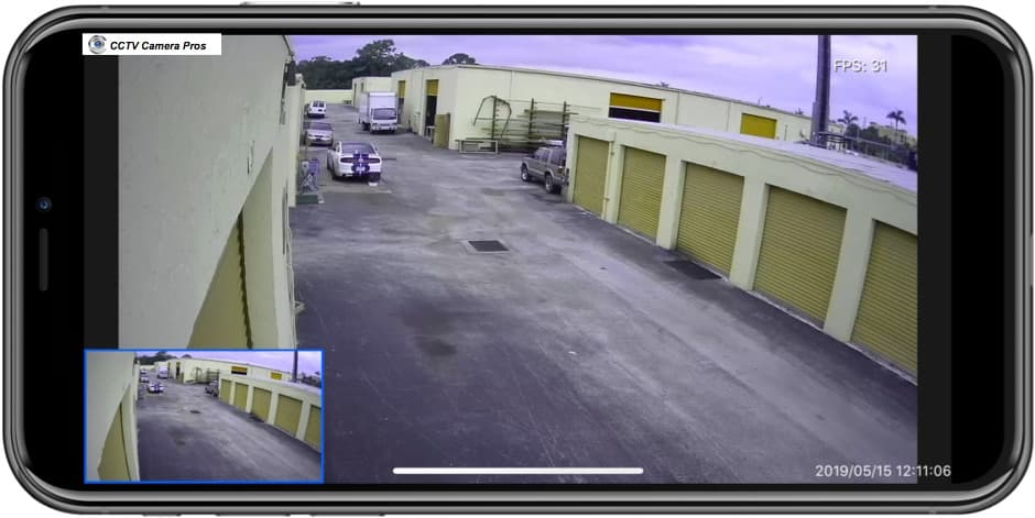 Security Camera App for iPhone