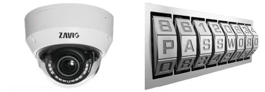 Zavio IP Camera Password Setup Instructions