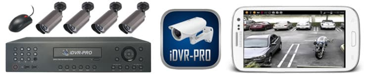 Android CCTV Camera Viewer App