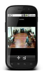 Nuuo Surveillance DVR iViewer Android App Live Camera View 6