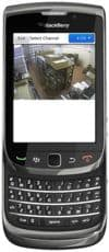 Blackberry DVR Viewer App CCTV Camera 4