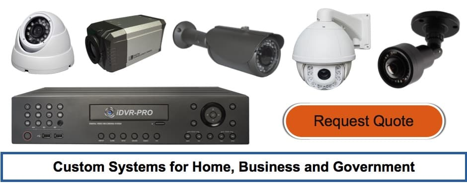 Florida Security Camera System - Request a Quote