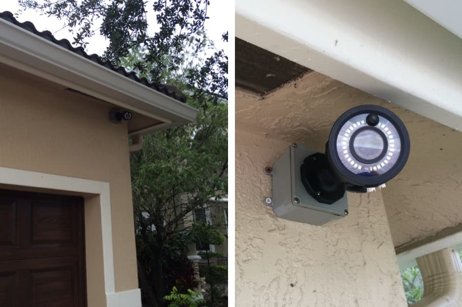 Home Security Camera System Installation Florida
