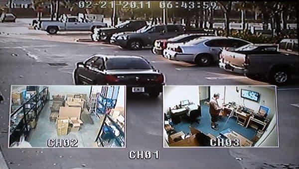 CCTV Processor Picture in Picture