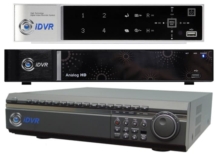 Video Surveillance DVRs