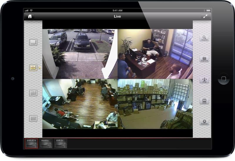 Video Surveillance DVR | CCTV / HD Security Camera DVR