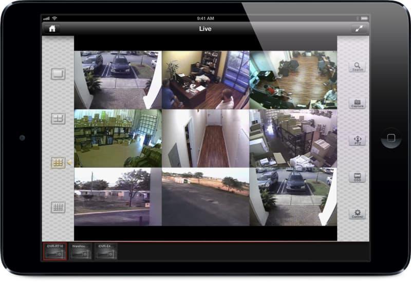 Video Surveillance Dvr Cctv Hd Security Camera Dvr