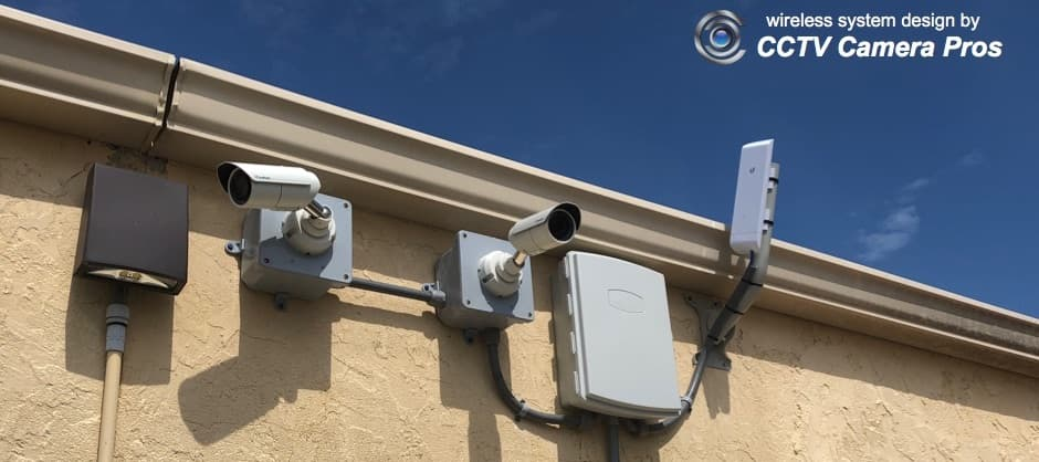 Wireless Video Surveillance System Installation