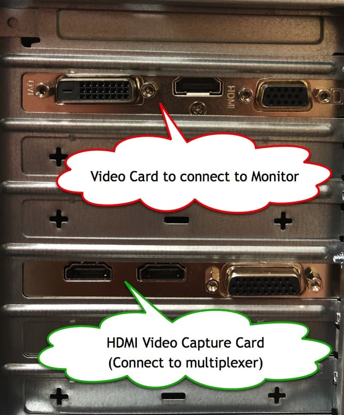 Live Video Streaming Computer HDMI Capture and Video Cards