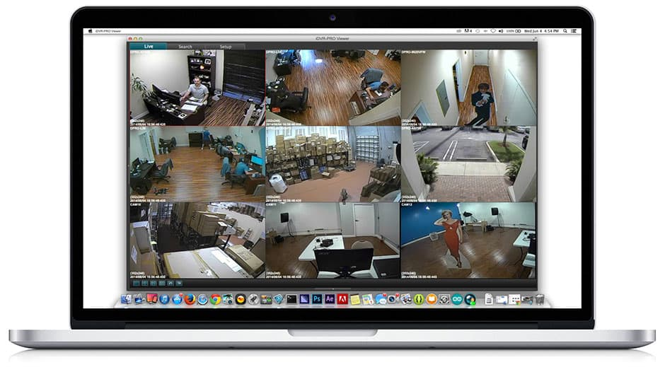 Remote Viewing Security Camera Apps & Software