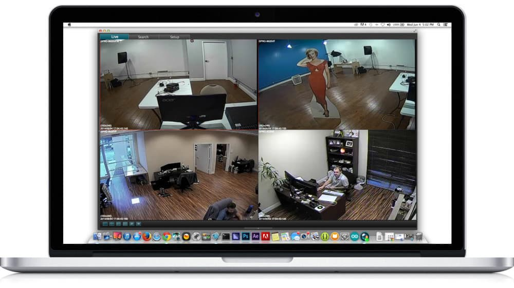free ip camera software mac