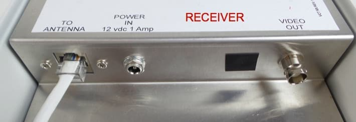 Elevator Camera Video Decoder Receiver