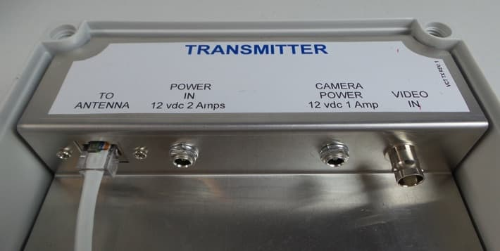 Elevator Camera Video Encoder Transmitter