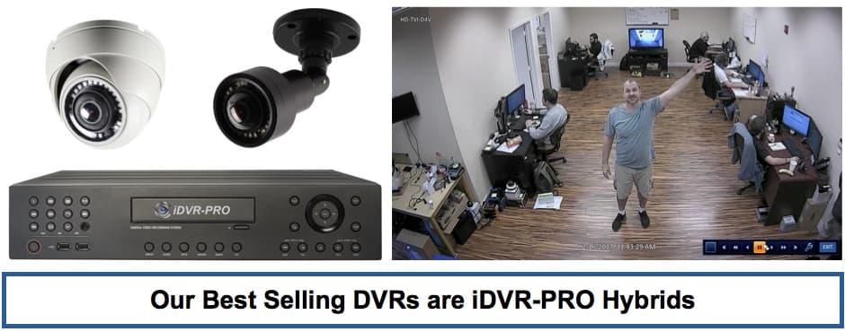 Hd Cctv Camera System Dvr