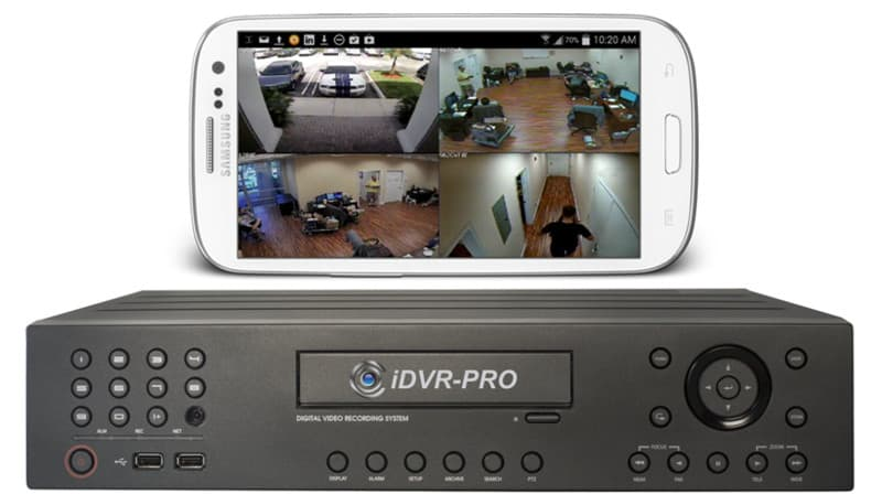 Custom DVR Surveillance System