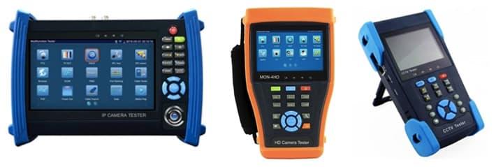 Cctv Test Monitor Portable Cctv Service Monitor