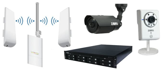 wireless camera systems Wireless LAN Diagram custom wireless surveillance systems