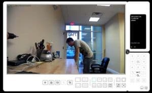 Zavio CamGraba Surveillance Software Live Camera View 2