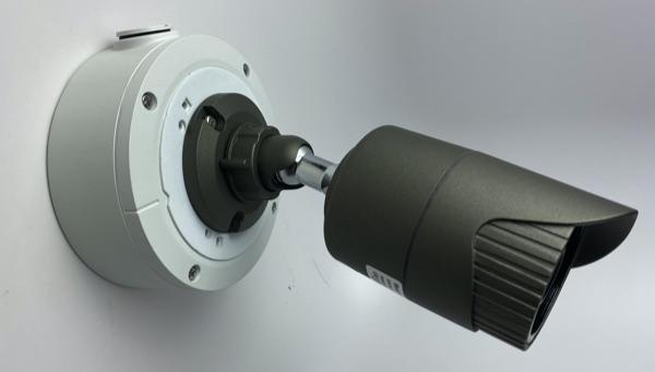 Bullet CCTV Camera Junction Box