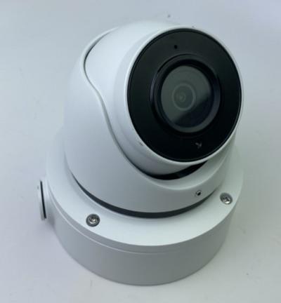 Dome IP Camera Junction Box Installation