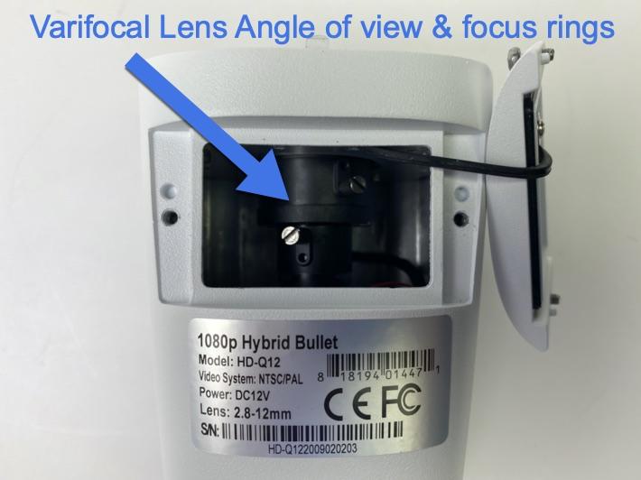 Security Camera FocusLens