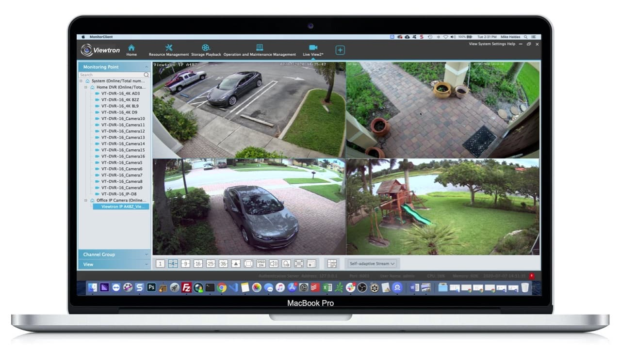 Mac Security Camera Software