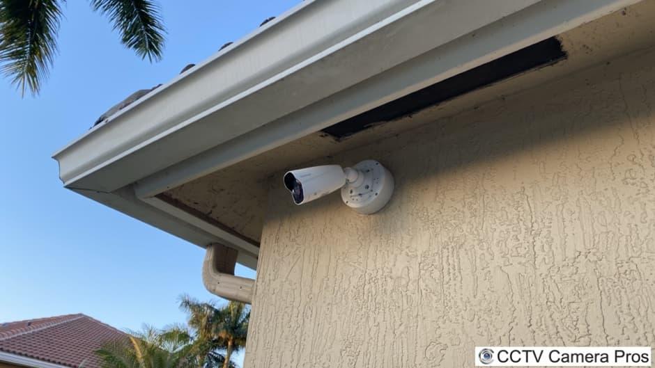 Security Camera Installation Junction Box