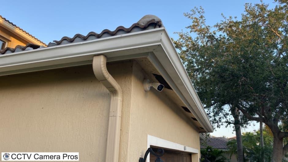 Outdoor Weatherproof Security Camera Junction Box