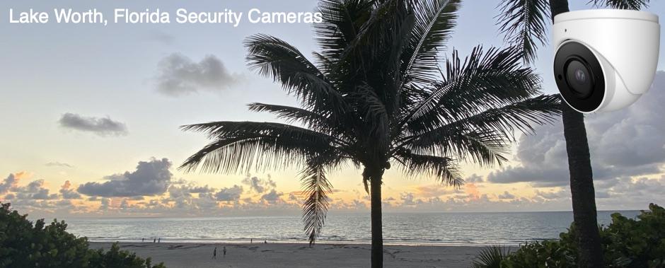 Security Camera Installation Lake Worth