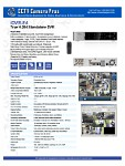 h264 dvr spec sheet
