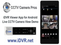 Android CCTV App