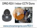 DPRO-92311 Dome Security Camera Demo