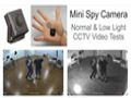 Mini Covert CCTV Spy Camera Demo