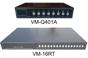 CCTV Video Multiplexer Support